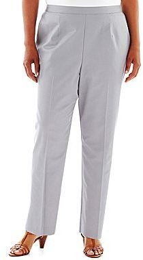 Alfred Dunner City of Lights Pull-On Pants - Plus
