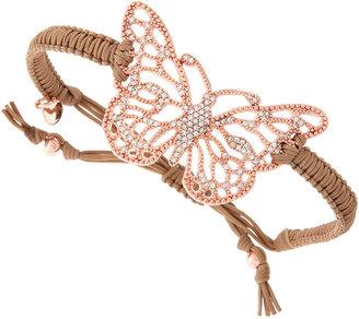 Tai Rose Gold Butterfly Bracelet