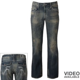Rock & Republic wreck bootcut jeans