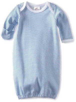 Zutano Candy Stripe Gown