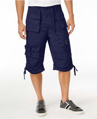 "Sean John Men Classic Flight Cargo 14"" Shorts"