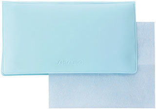 Shiseido 'Pureness' Oil-Control Blotting Paper - No Color