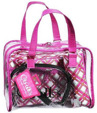 Caboodles Carriers Glamour Guru 'IT' Bag 8 Pieces Pink