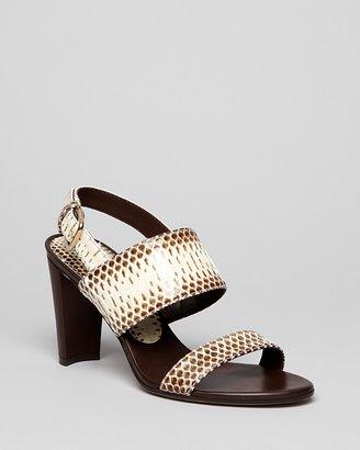 Stuart Weitzman Exotic Sandals - Bander High Heel