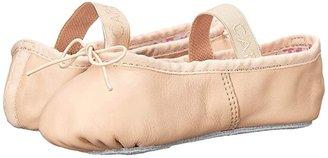 Capezio Daisy - 205T/C (Toddler/Little Kid) (Ballet Pink Leather) Girls Shoes