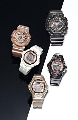 Baby-G Pink Dial Digital Watch, 46mm x 42mm