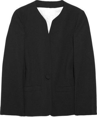 Band Of Outsiders Crepe-twill blazer