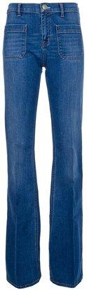 Shine Flare Jeans