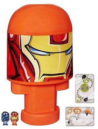Iron Man Beyblade Shellhead