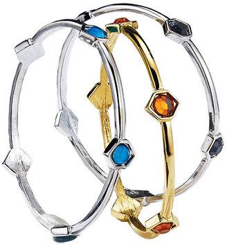 Avon Color Accented Bangle Bracelet