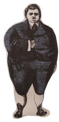 Thomas Paul Antique Toys Chubby Man