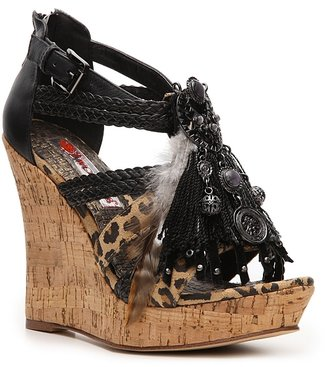 Two Lips Provo Wedge Sandal