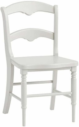 Pottery Barn Kids Finley Play Chair, French White