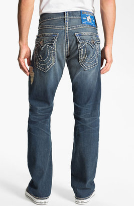 True Religion Brand Jeans 'Ricky' Straight Leg Jeans (Old Country)