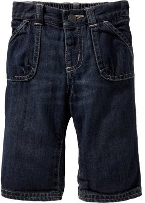 Old Navy Pintucked-Pocket Jeans for Baby