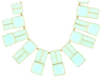 Kate Spade Hot Chip Statement Necklace (Mint) - Jewelry