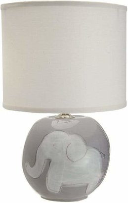 Alex Marshall Studios Elephant Sphere Lamp - Gray