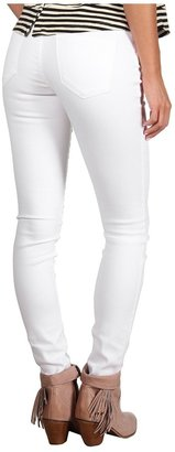 Blank NYC The Spray-On Super Skinny Jean in White Lines