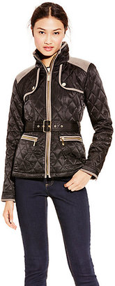 Vince Camuto Transitional Quilted Jacket
