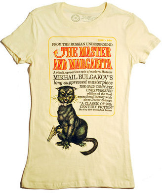 Out of Print Master And Margarita Tee Women's