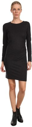Theory Arvada Dress (Charcoal) - Apparel