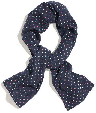 The Hill-Side dotted scarf