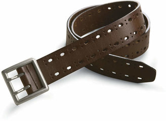 Fossil RELIC BY Relic Double-Prong Perforated Belt
