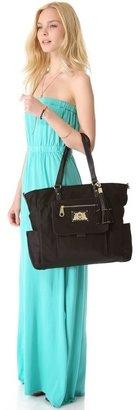 Juicy Couture Nylon Baby Bag
