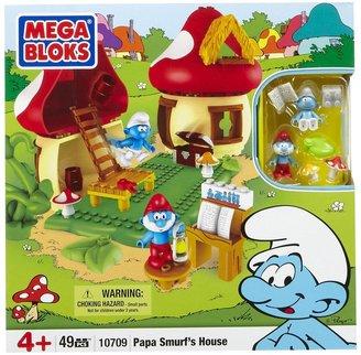 Mega Bloks Papa Smurf (41 pcs)