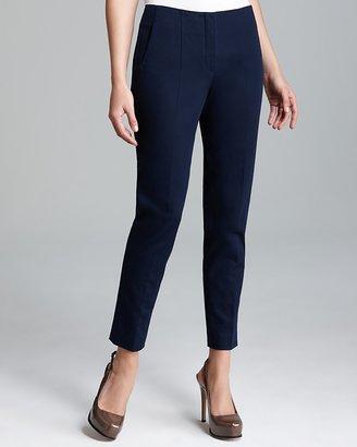 T Tahari Kelson Seamed Pants
