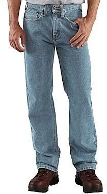 Carhartt B460 Relaxed-Fit Straight-Leg Jeans
