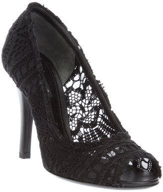 Dolce & Gabbana lace pump