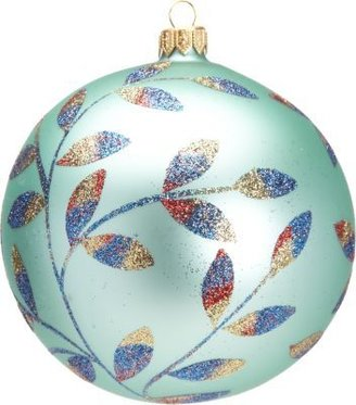 Christina's Worlds Morning Frost Ball Ornament