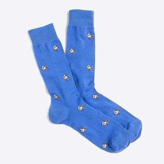 J.Crew Critter socks