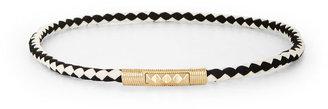 BCBGMAXAZRIA Elastic Waist Belt