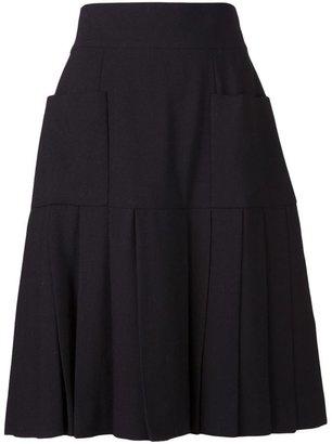 Chanel classic skirt