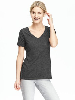 Old Navy Women's Vintage-Style V-Neck Tees