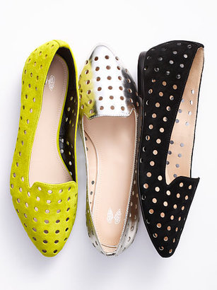 Victoria's Secret Collection Almond-toe Loafer