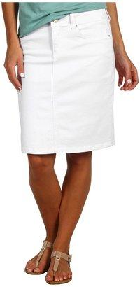 Christopher Blue Nolina Skirt in White (White) - Apparel