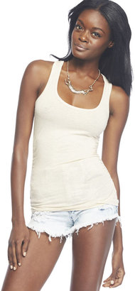 Wet Seal Lace Racer Back Tank
