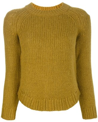 Theyskens' Theory 'Knop' knitted sweater