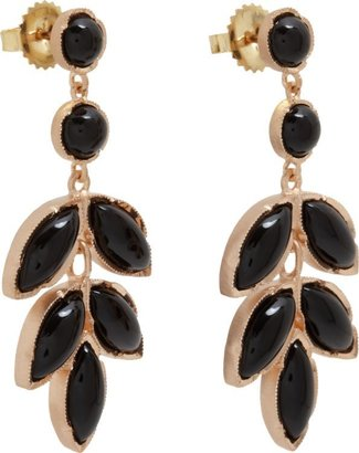 Irene Neuwirth Gemstone Marquis Earrings-Colorless