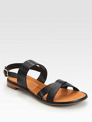 Chie Mihara Daino Leather Sandals