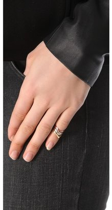 Sunahara malibu Mid Knuckle Ring Set