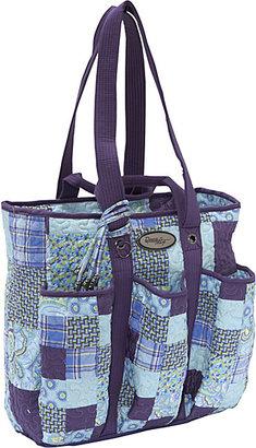 Donna Sharp Utility Bag, Rio Patch