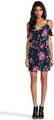 Joie Sari Rose Print Dress