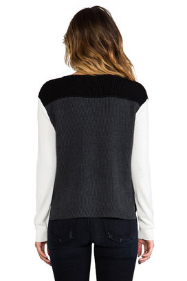 Milly Colorblock Knit