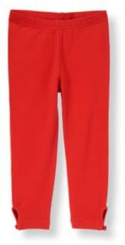 Janie and Jack Button Legging
