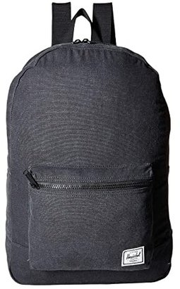 Herschel Packable Daypack (Black 3) Backpack Bags