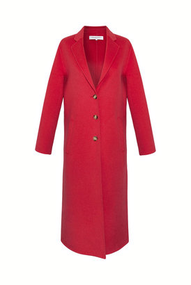 Gerard Darel Rosy - Double Face Wool Coat
